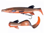 Savage Gear 3D Pike Hybrid 17cm 45g Red Copper Pike