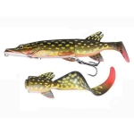 Savage Gear 3D Pike Hybrid 17cm 45g Yellow Pike