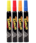 Flamaster Spike-It Marker Value Pack Garlic 4 mix