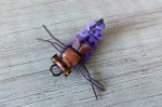 Real Jig Stone Fly Fiolet
