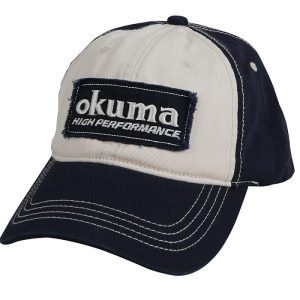 Czapka Okuma Full Back Two Tone Blue Patch Hat