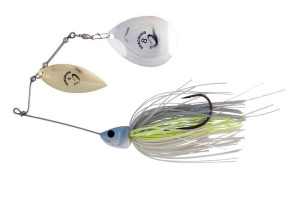 Spinnerbait Savage Gear Da'Bush 18cm/42g Blue Silver Shad