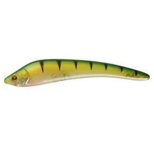 Sebile Koolie Minnow KM-FW-BRL-145mm FL-NK2 Natural White Perch