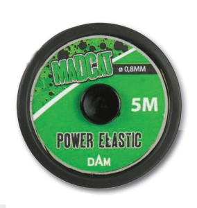 DAM MADCAT POWER ELASTIC 0.80mm 5m