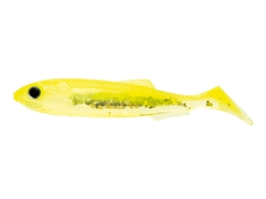 "Molix Real Thing Shad 3.5"" 9cm 5szt Yell B Gld FLK"