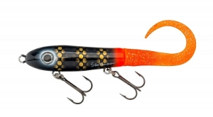 McTail Junior 15,5cm 35g C8 Black and Gold