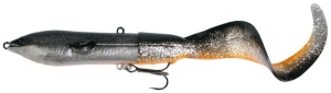 Savage Gear 3D Hard Eel Tail 17cm 40g Dirty Silver