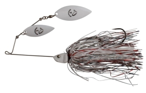 Spinnerbait Savage Gear Da'Bush 16cm/32g White Silver Holo
