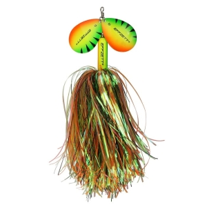 DAM Effzett Pike Rattlin Spinner 40g FT