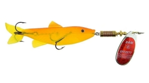 EFFZETT MINNOW SPINNER 13g RED/GLITTER 5138213