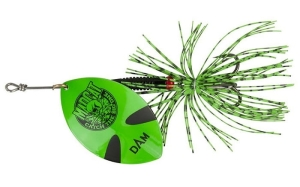 MADCAT BIG BLADE Spinner 55g GREEN