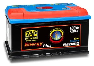Akumulator ZAP Batteries 100AH/0 ENERGY