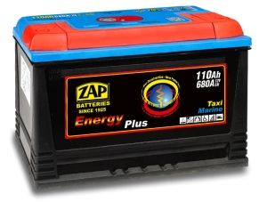 Akumulator ZAP Batteries 110AH/0 ENERGY
