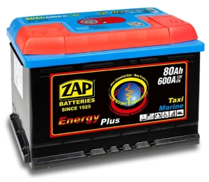 Akumulator ZAP Batteries 80AH/0 ENERGY