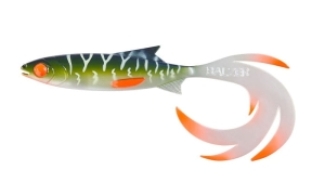 BALZER Reptile Shad UV Booster 11cm Pike 1szt