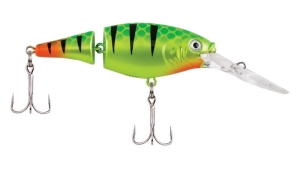 Berkley FLICKER SHAD Jointed FireT 5cm 6g Anti-Fre