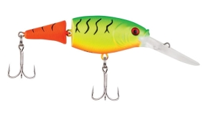 Berkley FLICKER SHAD Jointed FireT 7cm 8,5g MF Hot
