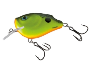 Wobler Salmo SQUAREBILL CHARTREUSE SHAD 6cm/21g F