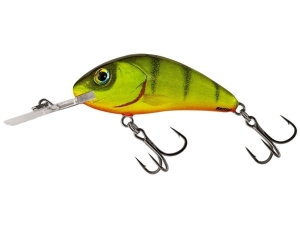 Wobler Salmo Rattlin Hornet Hot Perch 4,5cm 6g F
