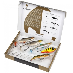 Westin Zestaw Gift Box European Pike Selection LC