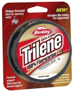Berkley Trilene 100% Fluorocarbon XL 0,22mm/100m