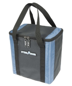 TORBA DAM STEELPOWER BLUE PILK CONTAINER L