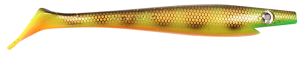 Strike Pro GIANT PIG SHAD 26cm 130g C039 Orange Belly Perch