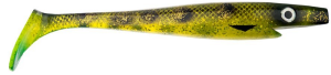 Strike Pro GIANT PIG SHAD 26cm 130g #134 Olive Spotted Bullhead