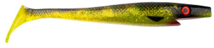 Strike Pro GIANT PIG SHAD 26cm 130g #132 Hot Spotted Bullhead