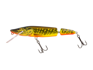 Wobler Salmo Pike Jointed Hot Pike 11cm 13g F