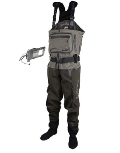SIE X-Tech 20000 Chest Wader Stocking Foot S