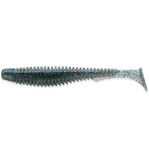 "FishUP U-Shad 4"" #057 Bluegill 8szt"