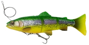Savage Gear 4D Line Thru Trout 20cm 93g SS Fire Trout