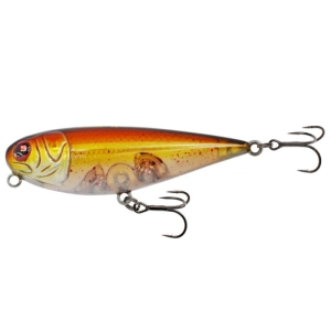 Sebile Bonga Minnow BM-GL-NO 72mm FL-BRA Blood Red Amber