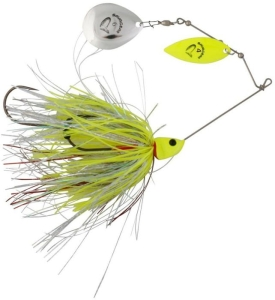 Spinnerbait Savage Gear Da'Bush 16cm/32g Yellow Silver Holo