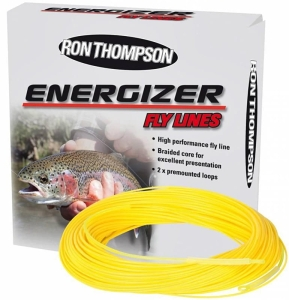 R.T. Energizer Fly Line Float WF #6