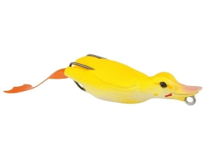Savage Gear 3D Hollow Duckling weedless L 10cm 40g Yellow