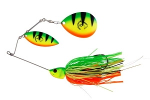 Spinnerbait Savage Gear Da'Bush 18cm/42g Firetiger