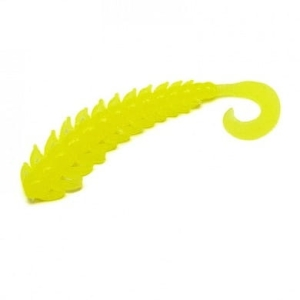 "Bait Breath BUGSY 6""  #Ur21 Yellow 6szt"