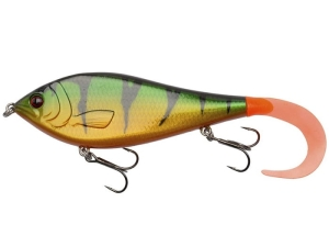 DAM EFFZETT Hybrid Jerk 14cm 56g PERCH
