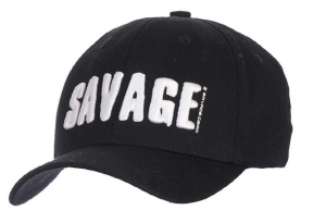 SG Simply Savage 3D logo Cap