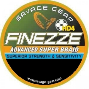 Plecionka Savage Gear Finesse HD4 0,08mm szara 120m