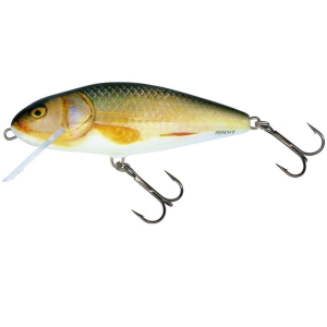 Wobler Salmo PERCH REAL ROACH 8cm 14g F DR