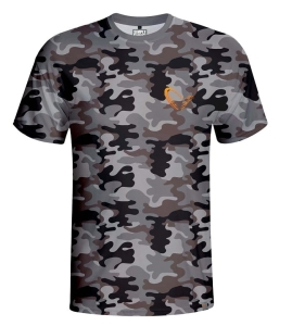 Savage Gear Simply Savage Camo T-Shirt M