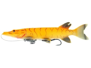 Savage Gear 3D Line Thru Pike 20cm 66g Albino Pike