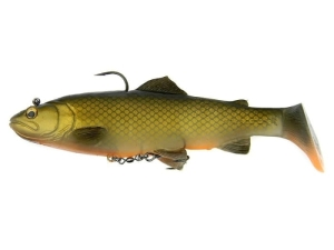 SG 3D Trout Rattle Shad 17cm 80g MS 08-Dirty Roach