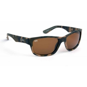 Okulary Fox Chunk SunglassesCamo Brown