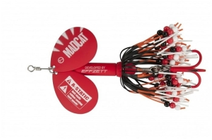 MADCAT A-STATIC R.T. SPINNER 75g Red