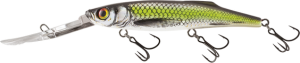 Wobler Salmo Freediver Silver Chartr 12cm/24gSDR