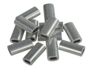 Tulejki MADCAT Aluminium Crimp Sleeves 1.00mm x16